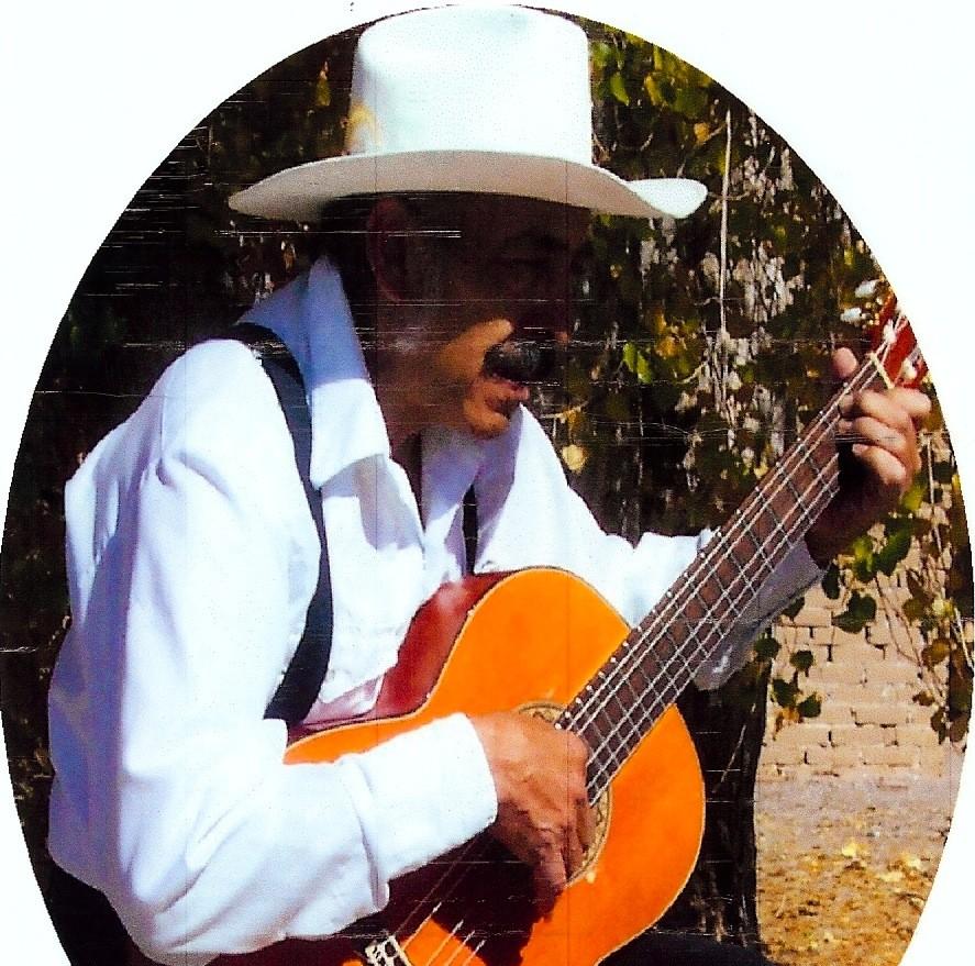 Sipriano con su Guitarra - CD by Cipriano Vigil