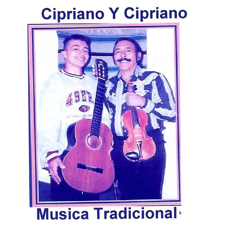 Musica Tradicional - CD by Cipriano Vigil