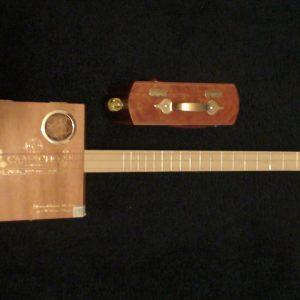Camacho Cigar Box Guitar by Cipriano Vigil